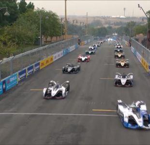 [VIDEO] La Fórmula E en una ciudad de cuento