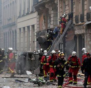 Cuatro personas mueren y casi 50 quedan heridas tras explosión por fuga de gas en París