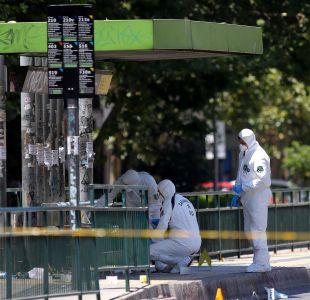 Explosión en Santiago Centro: Fiscal asegura que testigos entregaron información sobre sospechosos