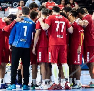 [VIDEO] Mundial de balonmano: Chile consigue triunfo contundente ante Austria en segunda fecha