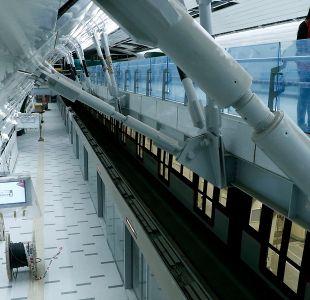 Ministra de transporte confirma retraso en apertura de la línea 3 del Metro