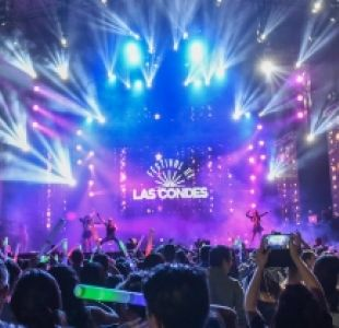 Revisa los artistas que se presentarán este sábado en el cierre del Festival de Las Condes 2019