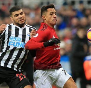 Alexis Sánchez es baja para el duelo frente al Tottenham