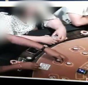 [VIDEO] Descubren a estafadores en casino de Antofagasta