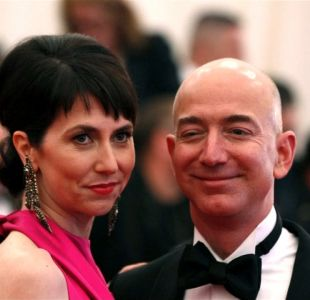 [VIDEO] El multimillonario divorcio de Jeff Bezos