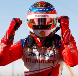 D'Ambrosio se consagró como ganador del Gran Premio de Marrakech en la Fórmula E