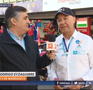 [VIDEO] D'Ambrosio gana Gran Premio de Marrakech tras infartante carrera