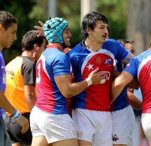 'Cóndores' se metieron en la final del Seven de Rugby en Viña