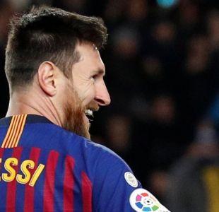 Lionel Messi marca su gol 400 en el Barcelona y establece un nuevo récord