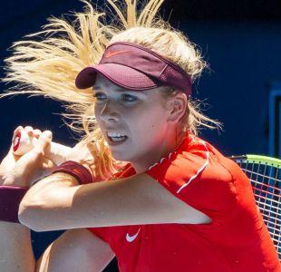 [VIDEO] El incómodo momento de una tenista en el Australian Open por desconocer las nuevas reglas