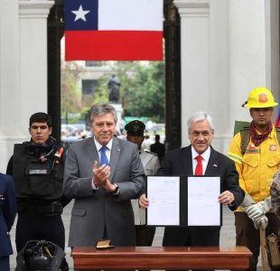 Sebastián Piñera envía proyecto que moderniza carrera militar