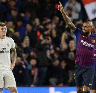 [VIDEO] Arturo Vidal ya tiene fecha para regresar al Santiago Bernabéu