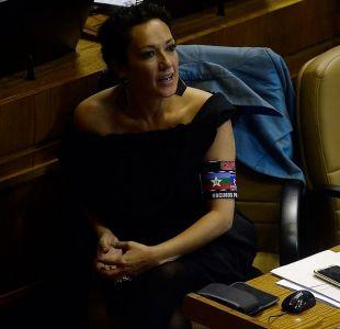 Marisela Santibánez se disculpa por dichos sobre Jaime Guzmán