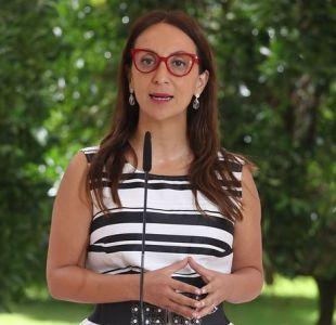 Cecilia Pérez, gobierno se abre a estudiar reelección presidencial