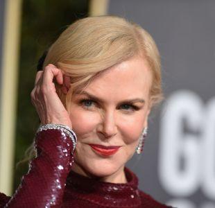 Globos de Oro: Nicole Kidman revela por qué ignoró a Rami Malek