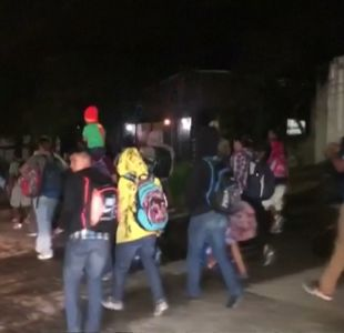 [VIDEO] Nueva caravana migratoria rumbo a Estados Unidos