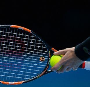 [VIDEO] Detienen a dos tenistas en Francia por arreglo de partidos