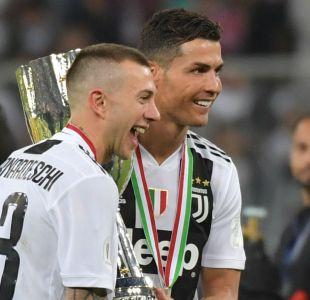 [VIDEO] Cristiano Ronaldo le da a Juventus la Supercopa italiana