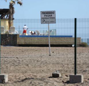 Congreso despacha a ley proyecto que sanciona a quienes impidan libre acceso a las playas