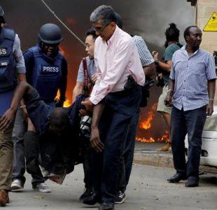 Ataque terrorista en Kenia termina con 26 muertos