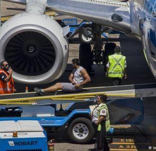 Cancelan huelga aérea en Argentina tras marcha atrás del gobierno