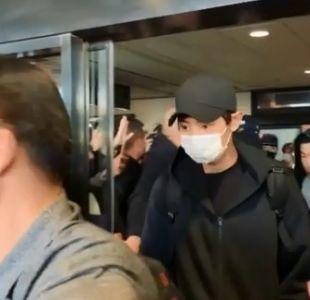 Estrellas del K-Pop llegan a Chile: ¿Por qué usan mascarillas?