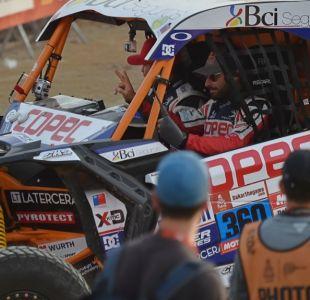 Francisco Chaleco López se corona campeón del rally Dakar 2019