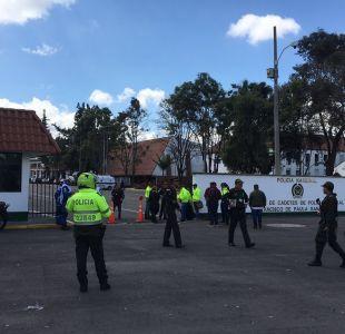 Aumentan a 21 los fallecidos por atentado con coche bomba en Bogotá