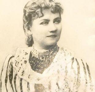 Eloísa Díaz, mujer en medio de hombres