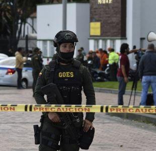Colombia: lo que se sabe del atentado con coche bomba en Bogotá