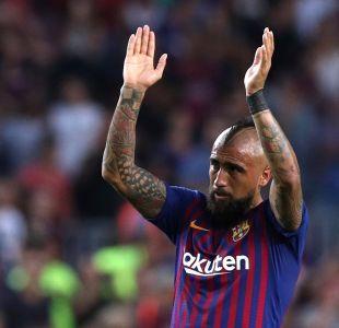 Con Vidal los 90 minutos Barcelona avanzó en la Copa del Rey aunque el Levante anuncia denuncia
