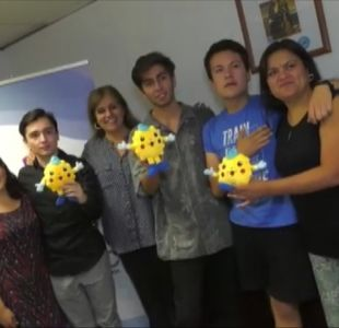 [VIDEO] Polémica por beca Cathy Barriga