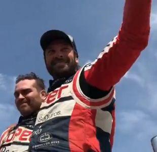 "[VIDEO] ""Chaleco"" campeón del Rally Dakar"