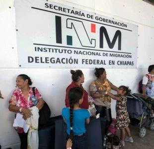 Retos poco conocidos de la nueva caravana migrante que partió de Honduras a Estados Unidos