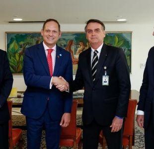 Bolsonaro hará lo posible para restaurar la democracia en Venezuela