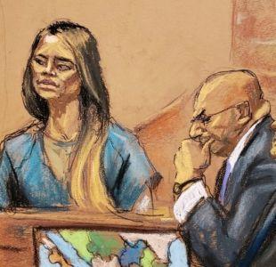 Juicio a El Chapo: Lucero Sánchez, la examante de Guzmán que huyó por un túnel con él desnudo