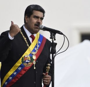 """Maduro a Trump: """"Somos gente con la que se puede negociar"""""""