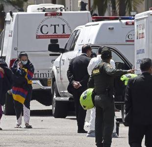 Gobierno de Colombia atribuye al ELN mortífero atentado explosivo