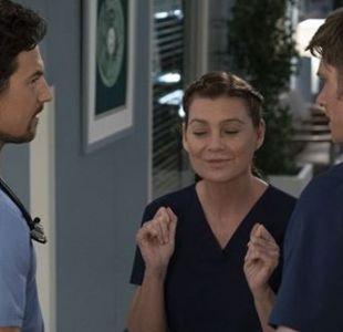 [VIDEO] Greys Anatomy: La romántica frase con que Meredith estuvo a un paso de dejarse besar