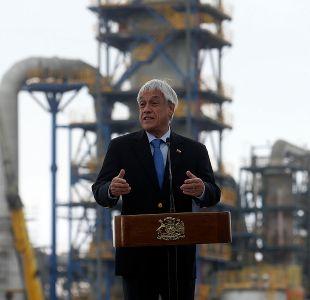 Piñera emplaza al Congreso y dice que podrían trabajar en febrero: así respondió la Cámara