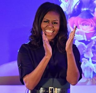 [FOTOS] Michelle Obama supera a Cincuenta sombras de Grey en record de ventas de Amazon