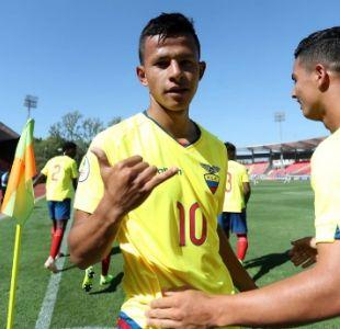 Ecuador vence con claridad a Paraguay en el inicio del Grupo B del Sudamericano Sub 20