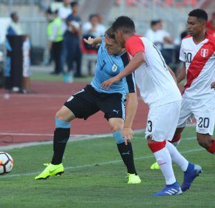 [Minuto a Minuto] Uruguay y Perú están igualando por el Grupo B del Sudamericano Sub 20