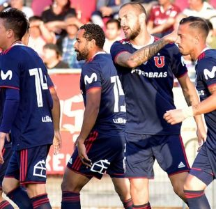 [VIDEO] Universidad de Chile muestra sus atributos en victoria sobre La Serena