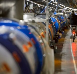 El plan para constituir un super acelerador de hadrones que reemplace el LHC