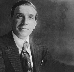 La rocambolesca vida de Carlo Ponzi, el negociante italiano que inventó la estafa piramidal