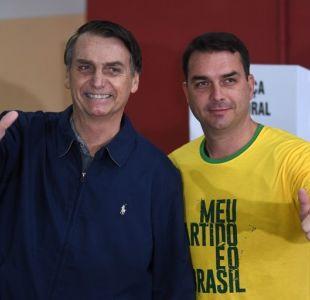 """Brasil: Detectan 48 depósitos """"sospechosos"""" en cuenta bancaria de hijo de Jair Bolsonaro"""