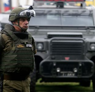 """Capacitación del """"Comando Jungla"""" costó cerda de $15 millones por carabinero"""