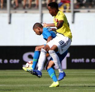 Colombia se ilusiona con empate ante deslucido Brasil en el Sudamericano Sub 20