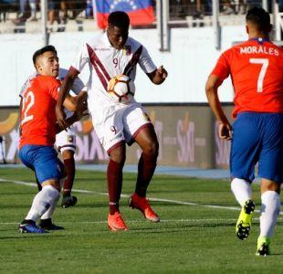 [Minuto a Minuto] La Roja y Venezuela están igualando en Rancagua por el Sudamericano Sub 20